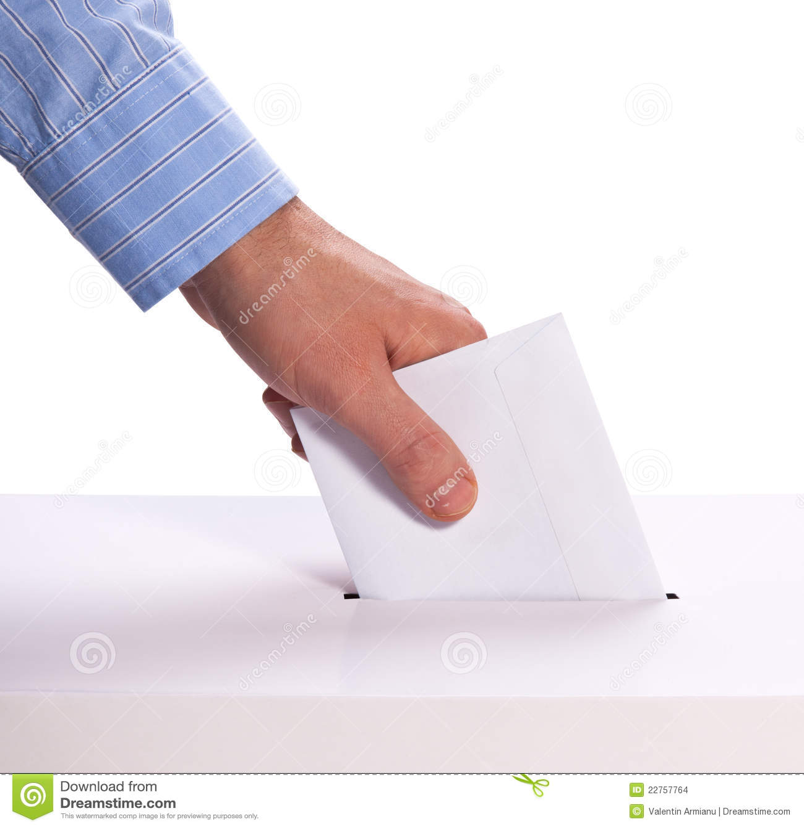 De stemming van de stemming