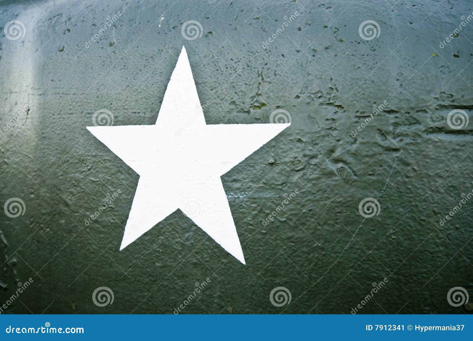 De ster van de V.S.
