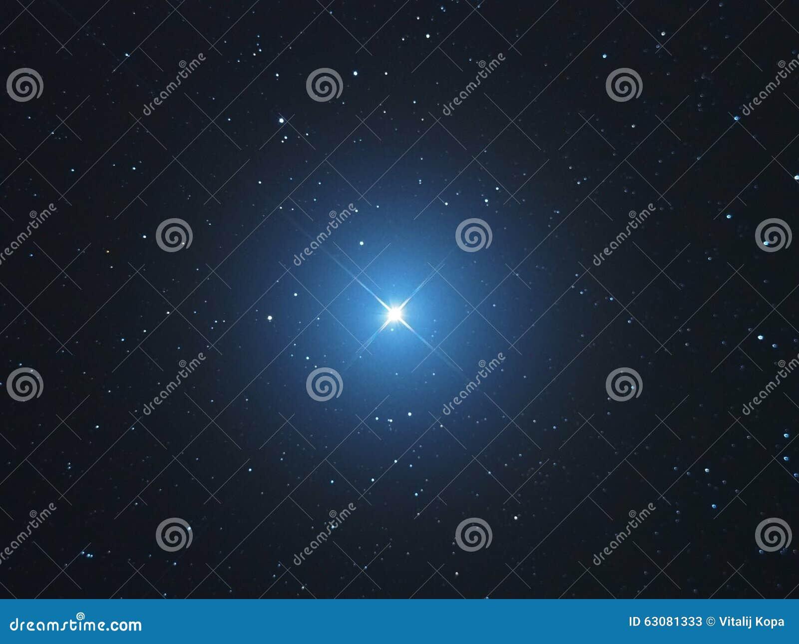 De sterren van de nachthemel, Capella ster