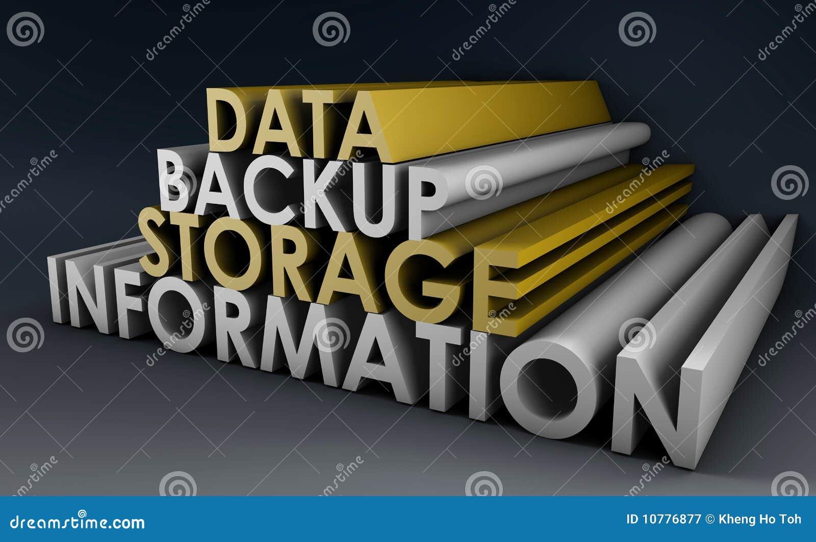 De Steun van gegevens