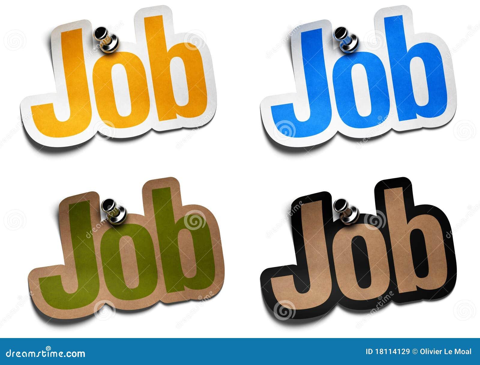 De stickers van de baan