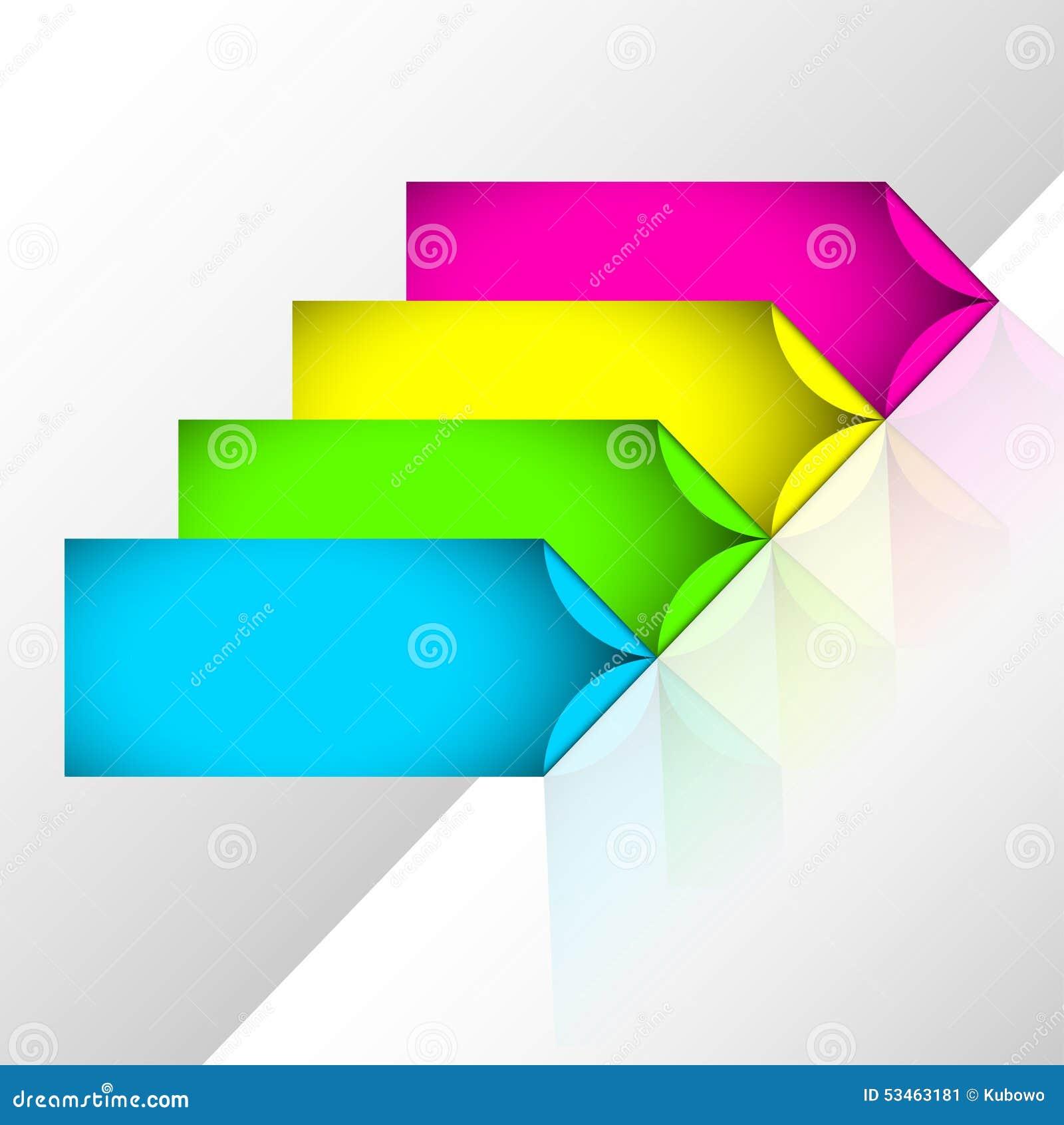 De stickers van het neonpijltje