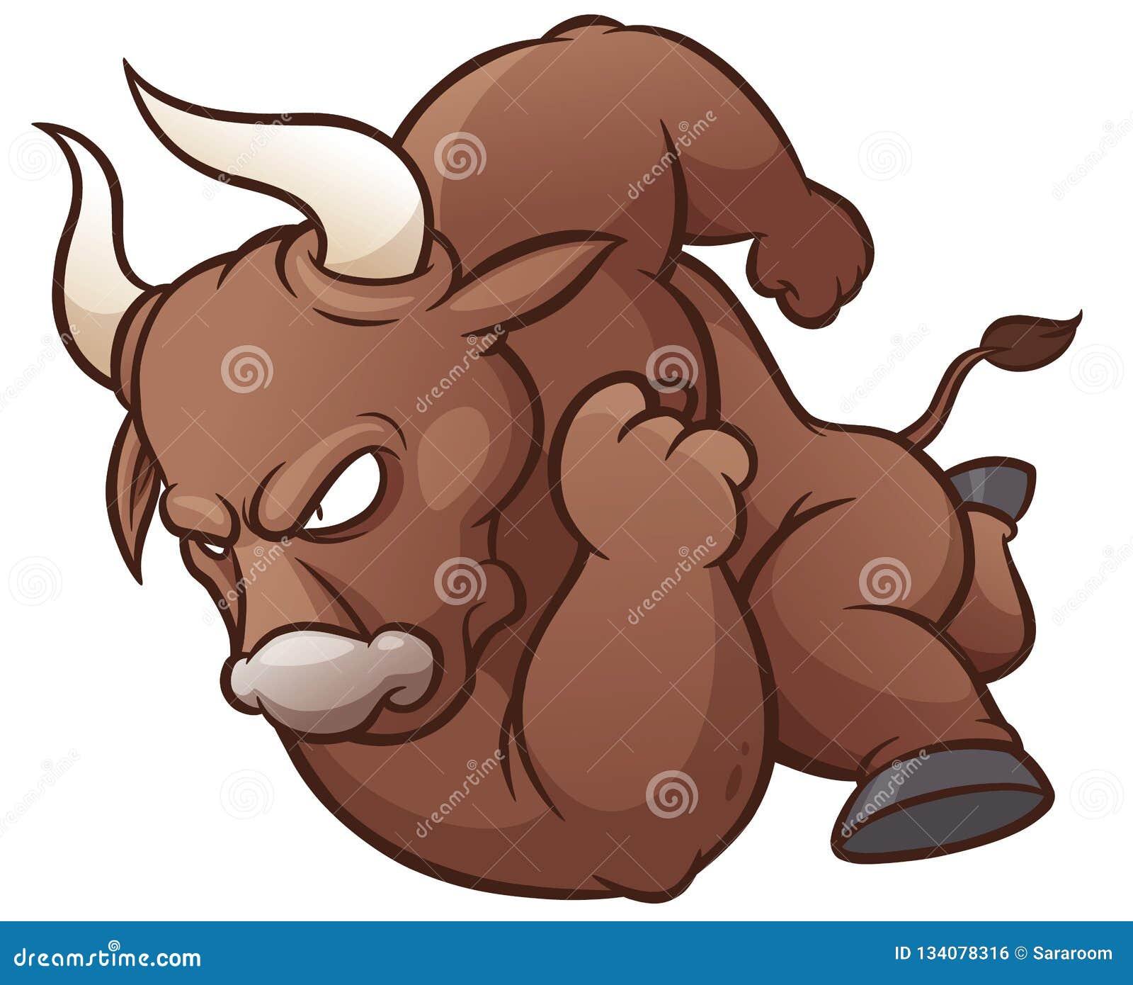 De Stier van het beeldverhaal
