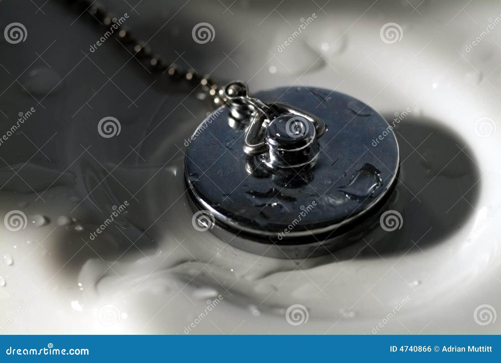 De Stop Van De Gootsteen Royaltyvrije Stock Afbeelding  Afbeelding 4740866 # Wasbak Stop_053938