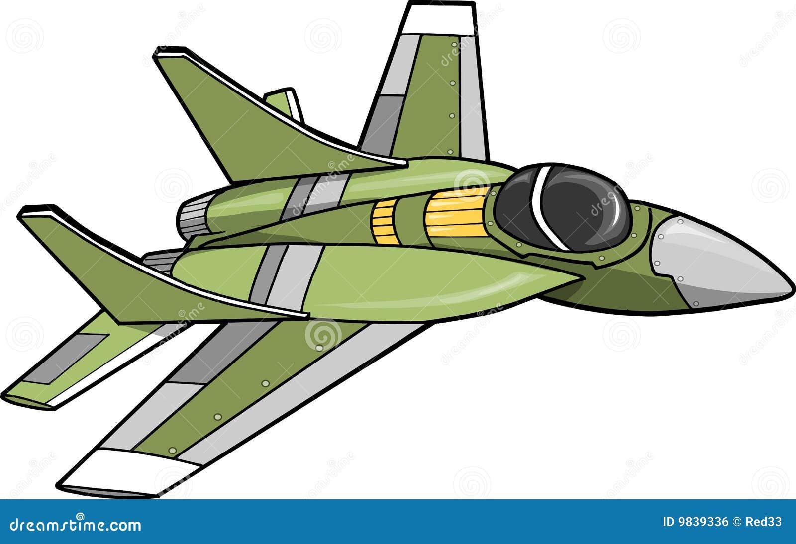 De straal VectorIllustratie van de Vechter