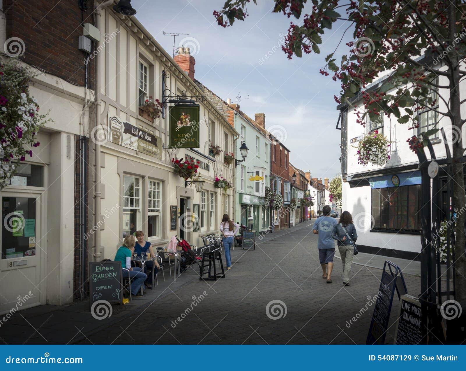 De Straat van Glastonburynorthload