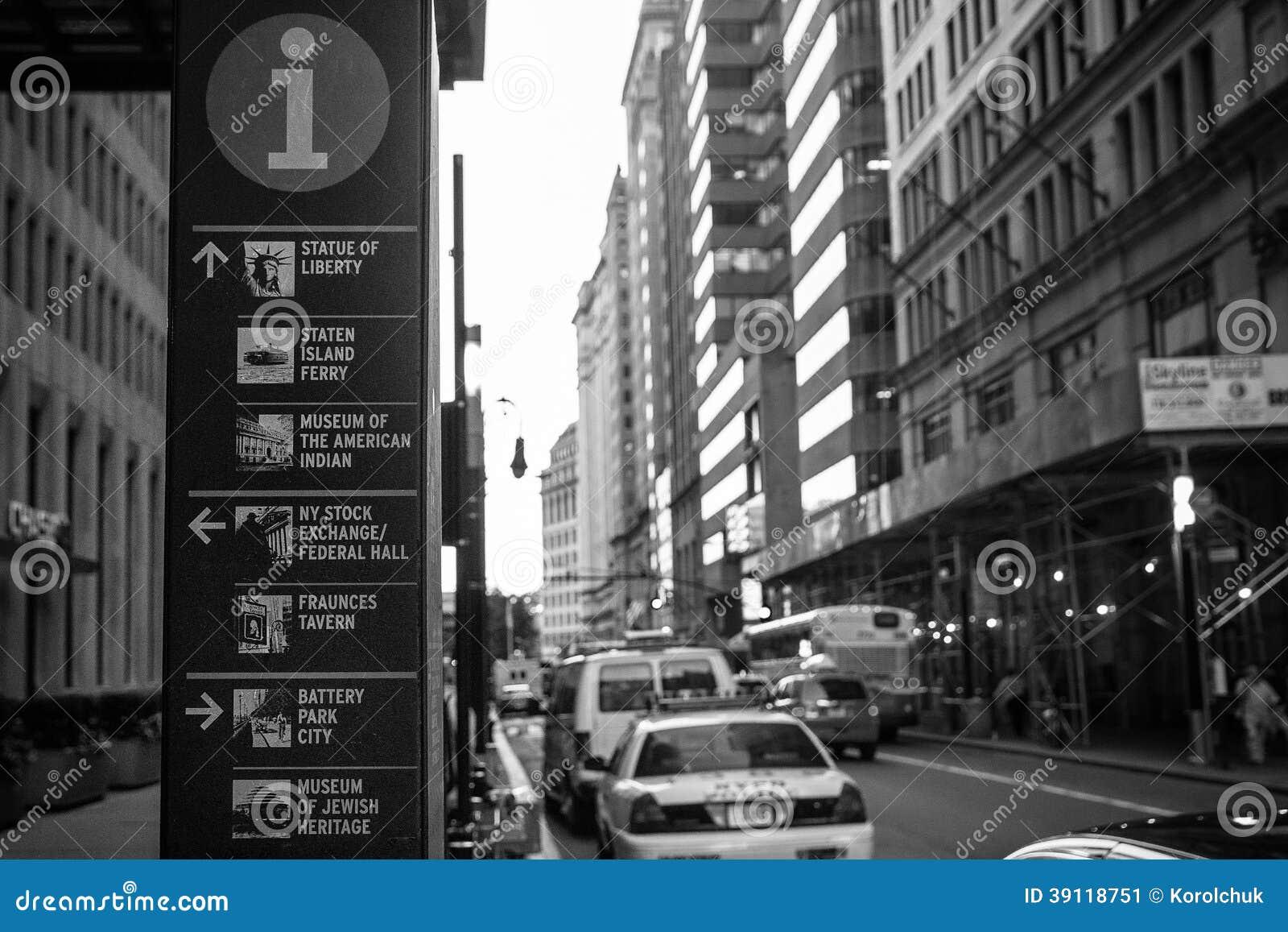 De Straat van New York