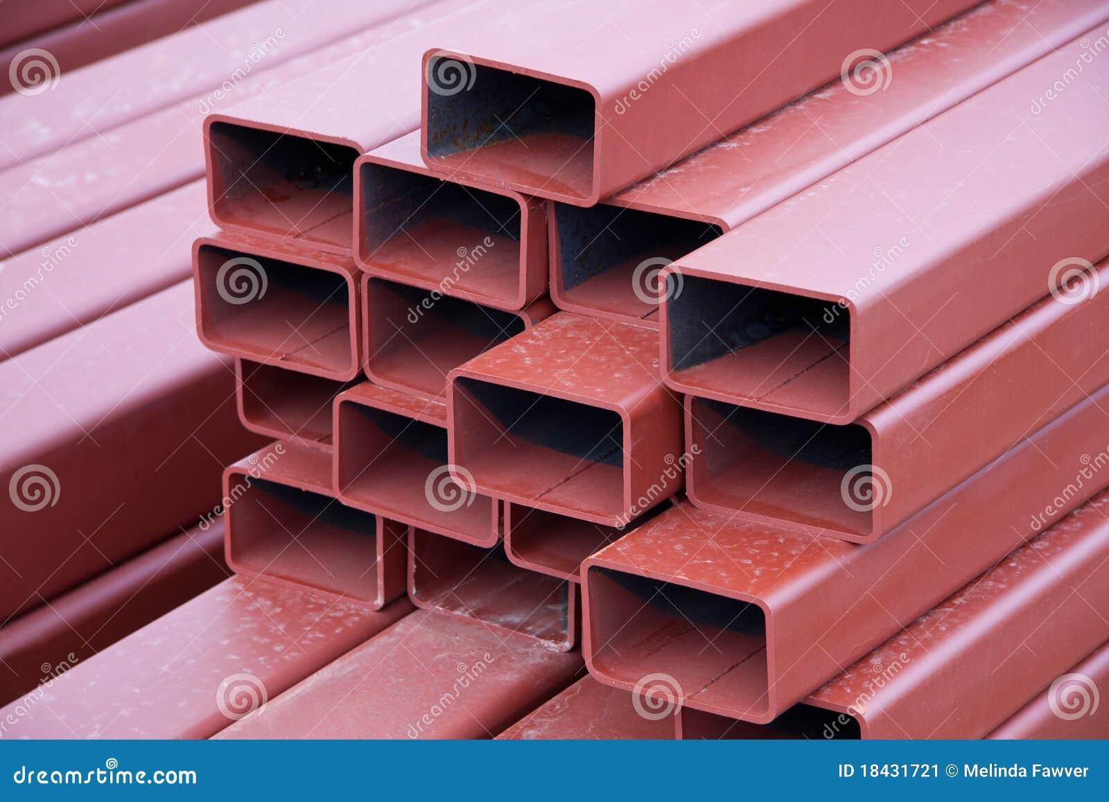 De stralen van het staal stock afbeelding afbeelding 18431721 - Geschilderde bundel ...