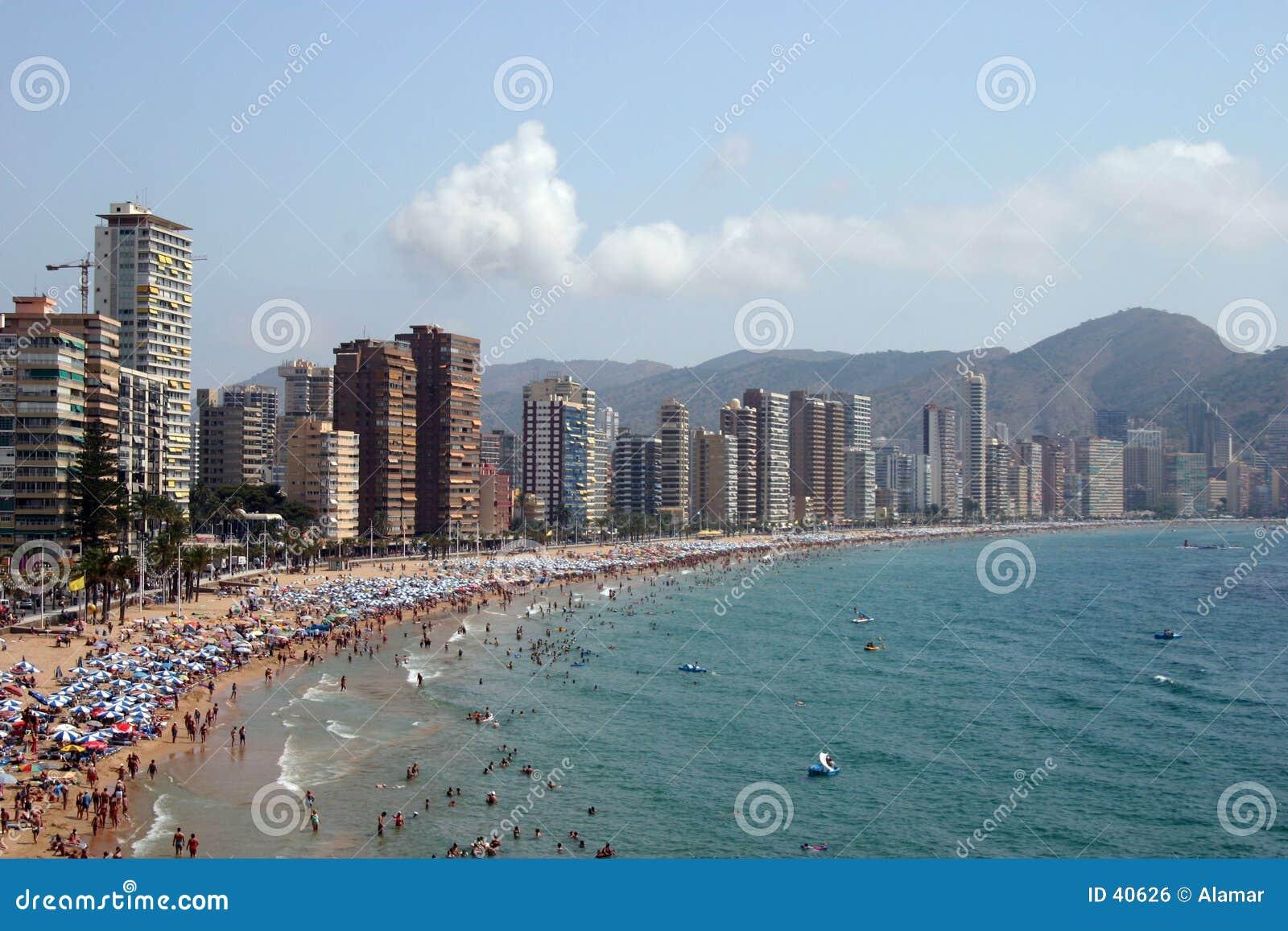De strandtoevlucht