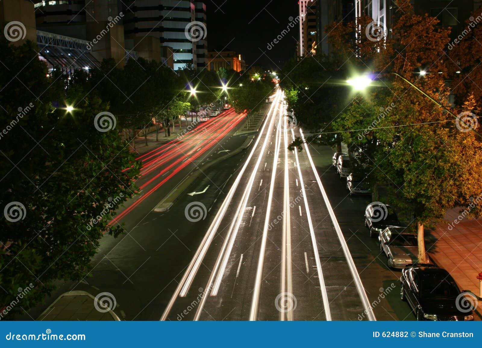 De straten zijn in leven