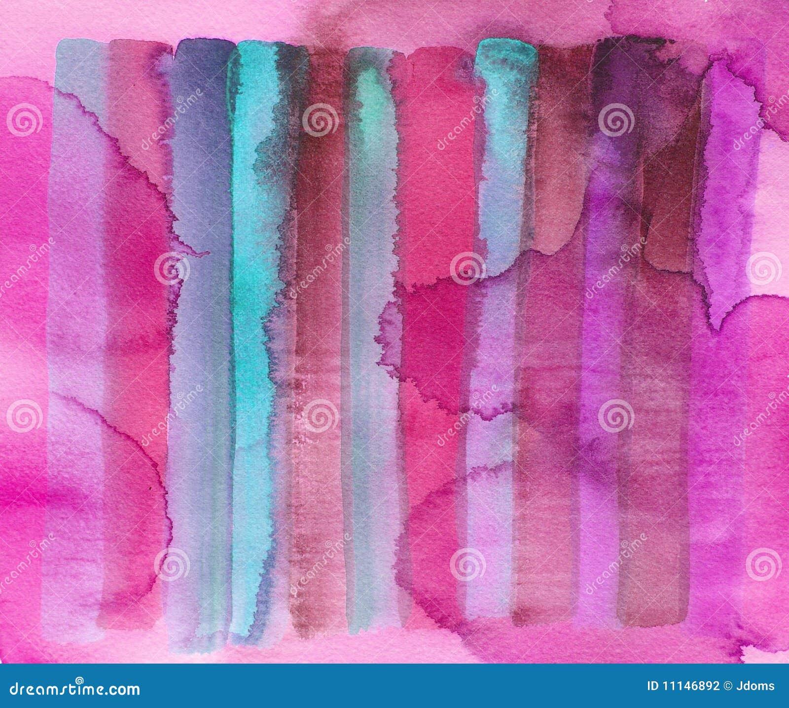 De Strepen Abstracte Achtergrond Van De Verf Stock Fotografie   Afbeelding  11146892