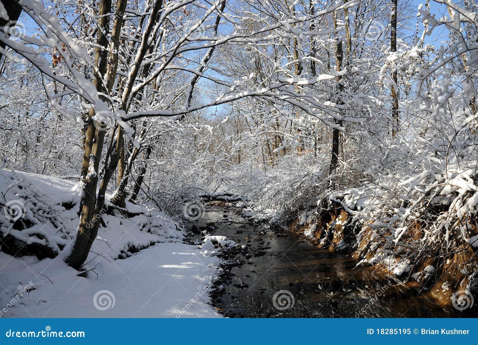 De Stroom van de winter