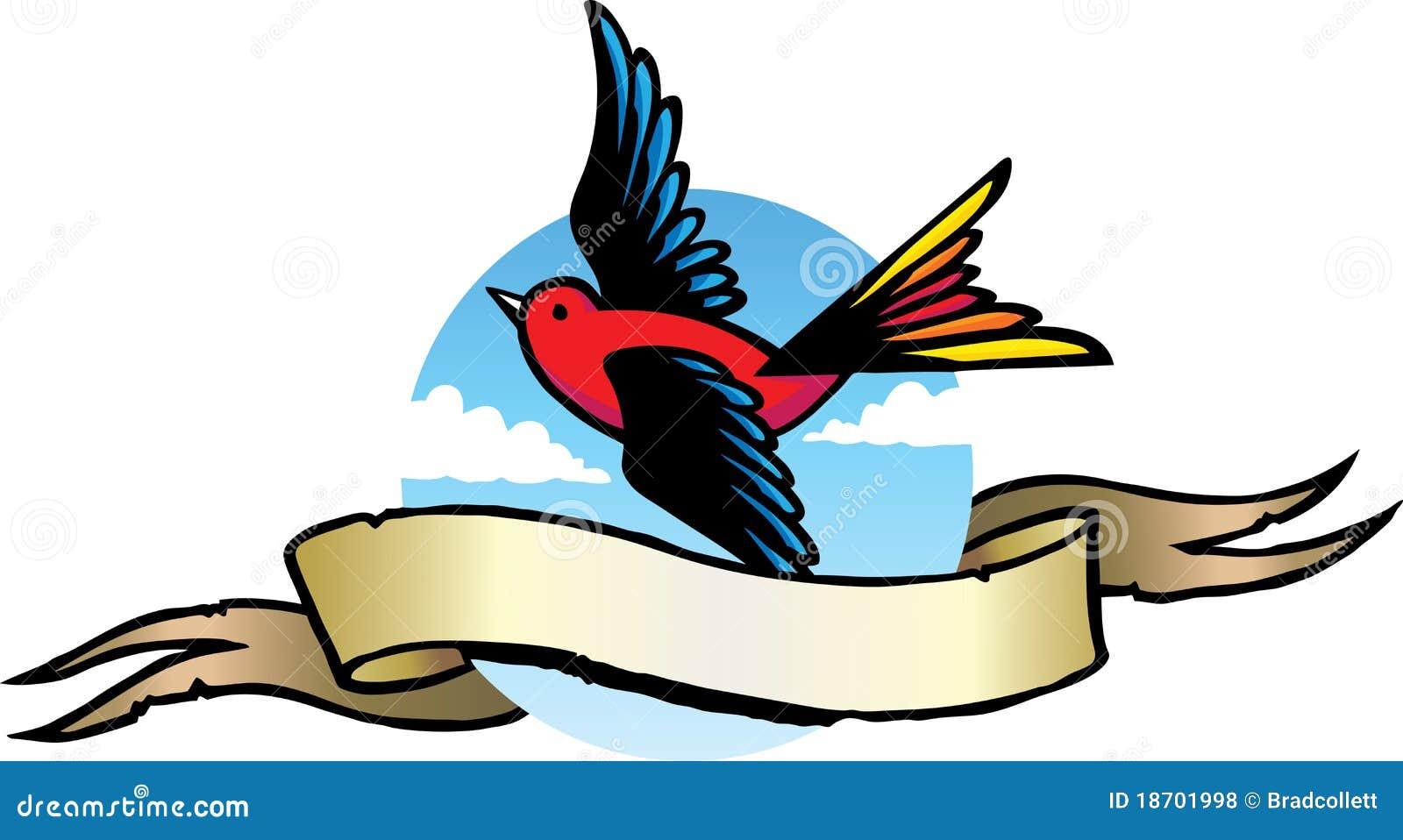 De Tatoegering van de vogel