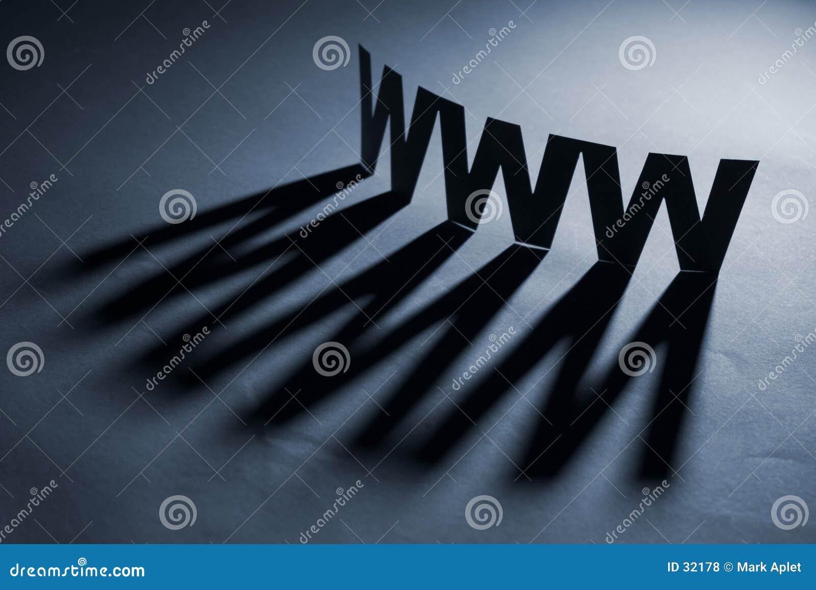 Download De Technologie Van Internet Stock Foto - Afbeelding bestaande uit schaduw, piraterij: 32178