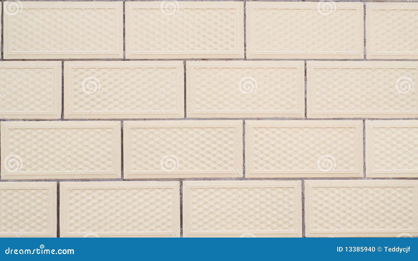 De tegel van het patroon stock foto beeld 13385940 - Muur tegel installatie ...