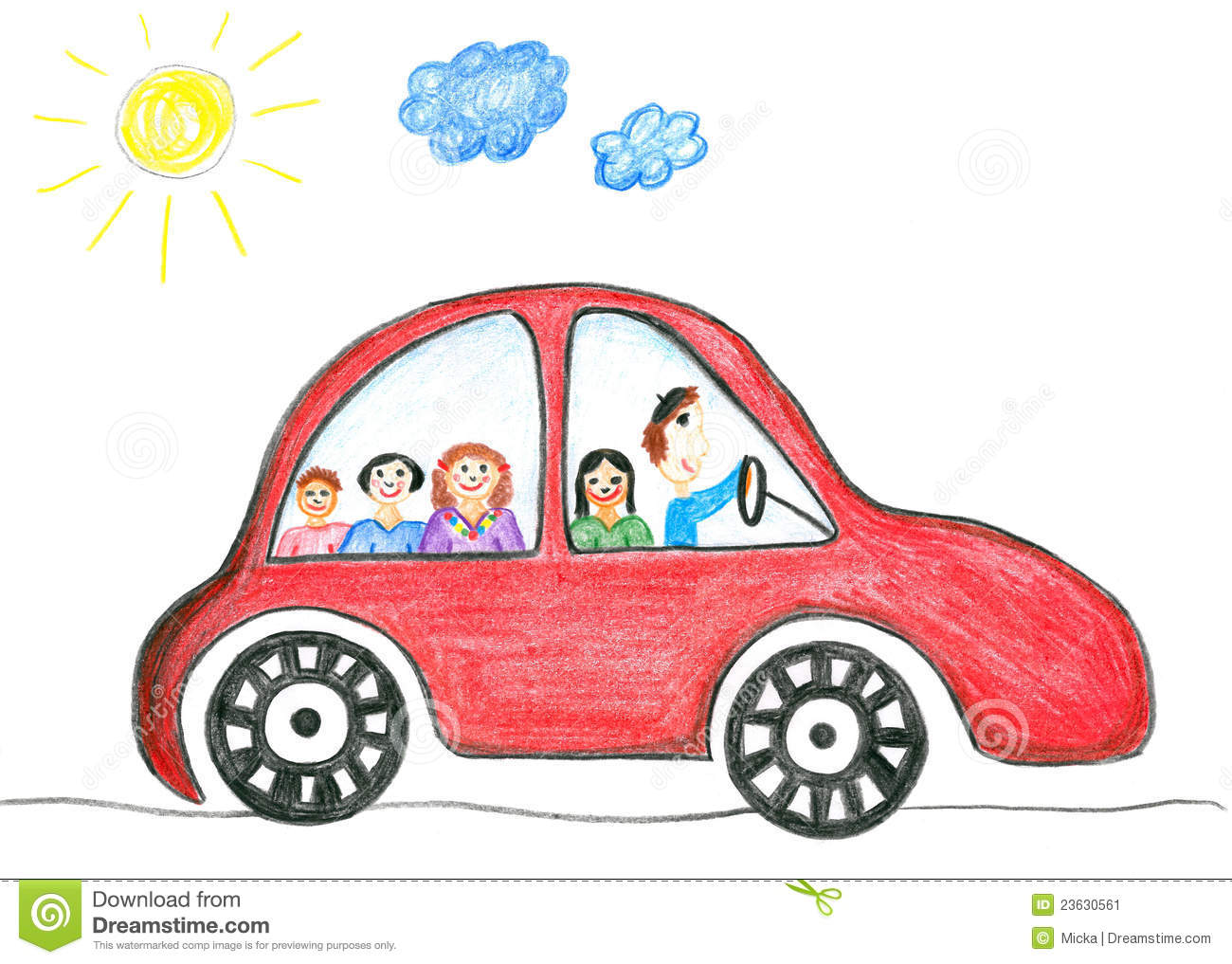 Safe Drawing Paint For Cars
