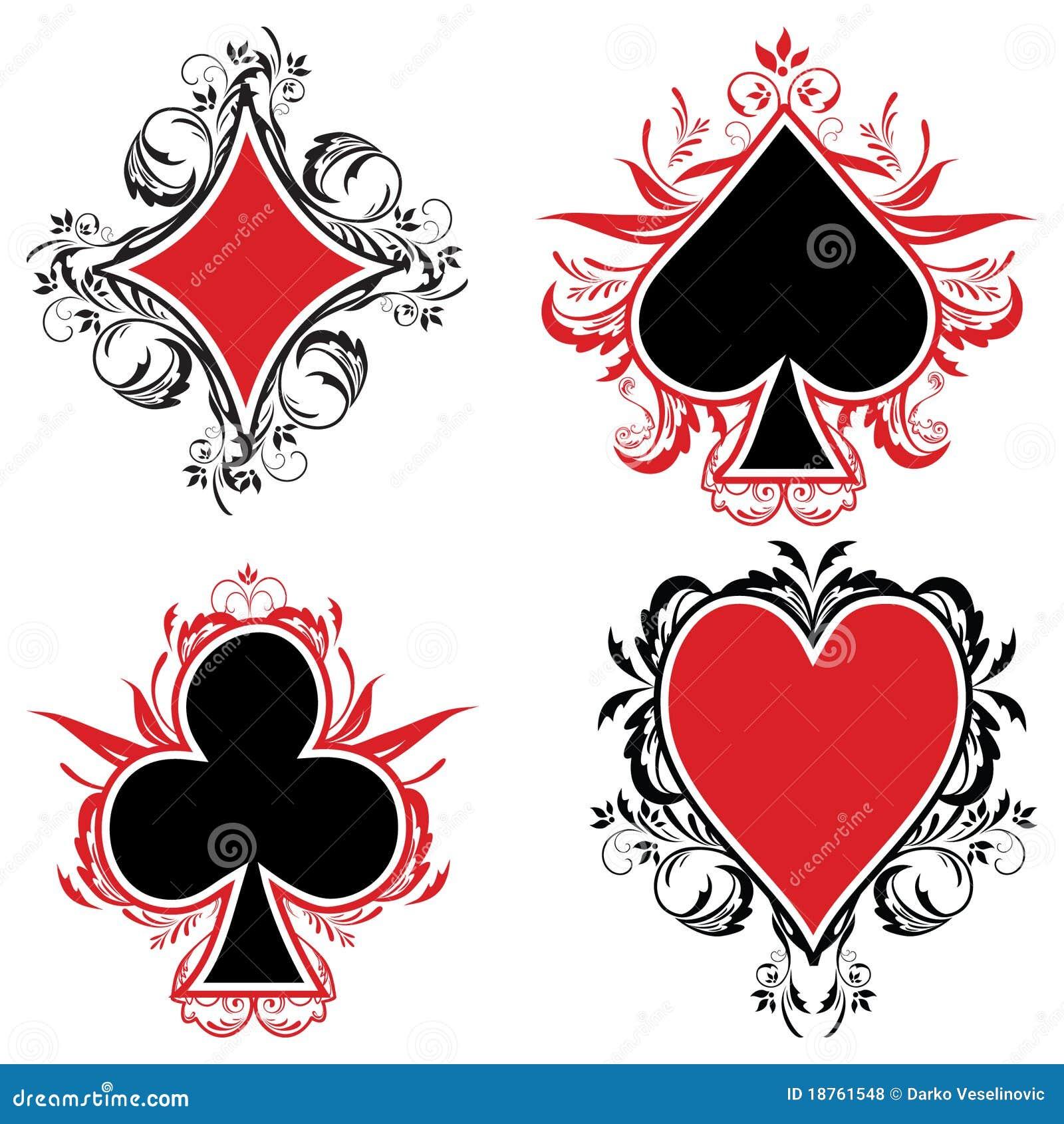 zwart casino
