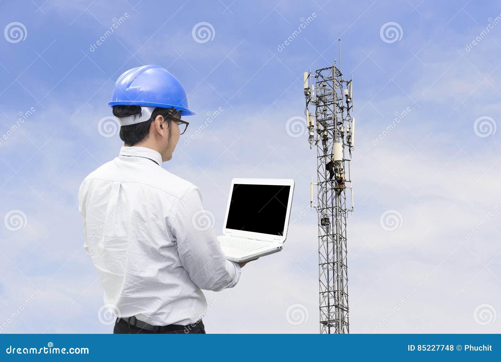 De telecommunicatieingenieur