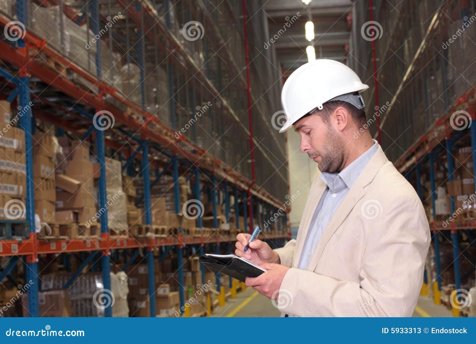 De tellende voorraden van de arbeider