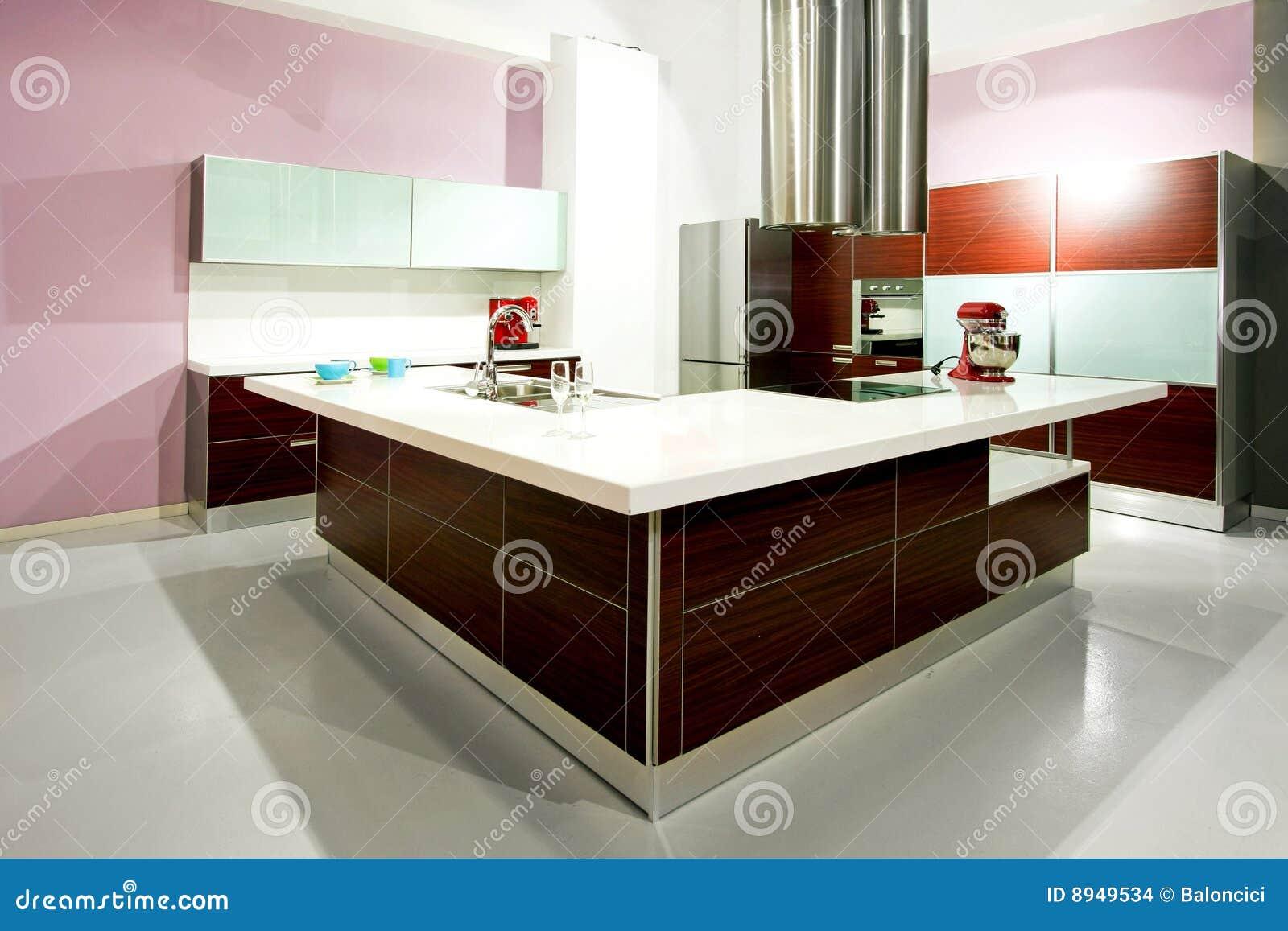 De teller van de keuken stock foto afbeelding bestaande uit toestellen 8949534 - Keuken met teller ...