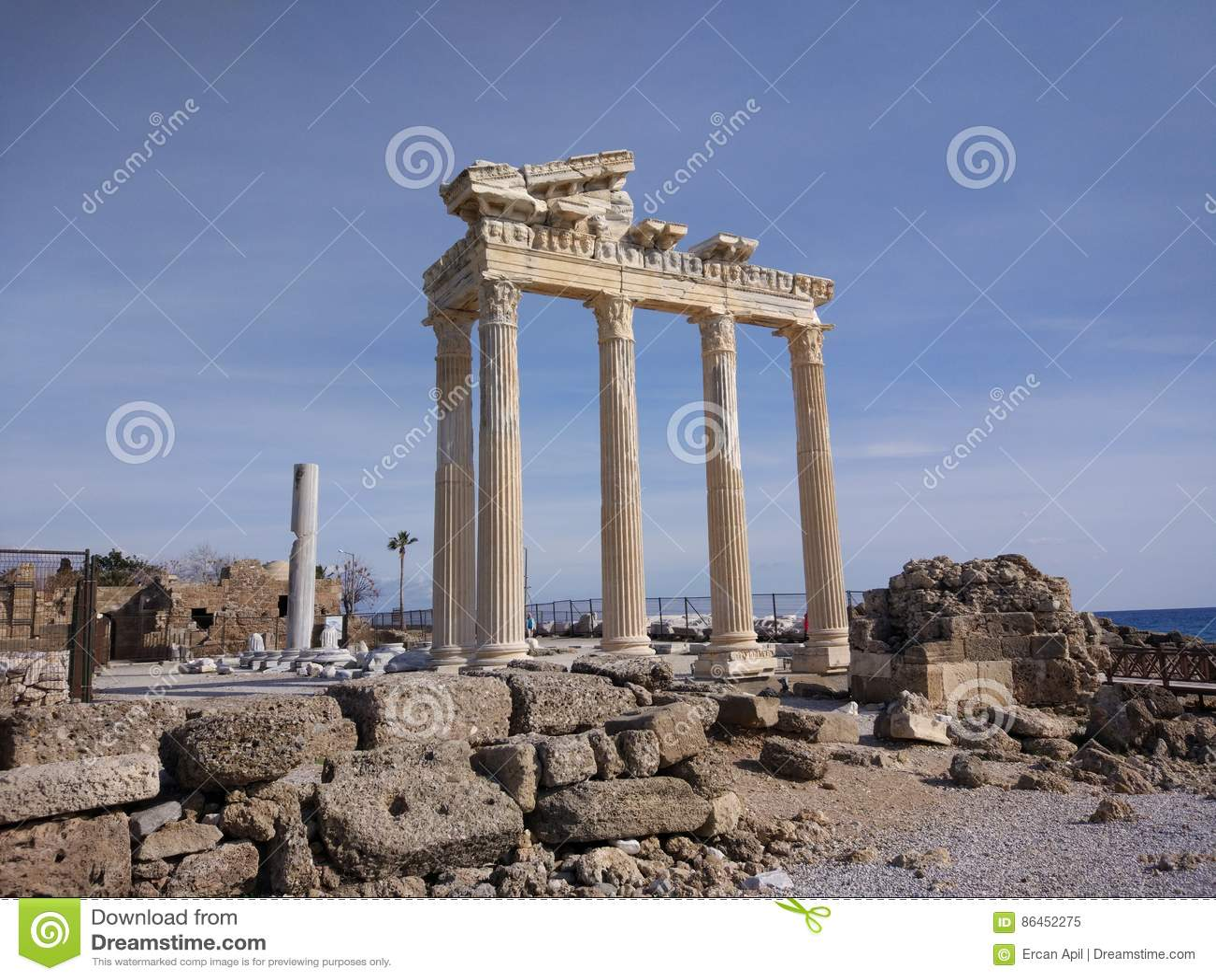 De Tempel van Apollon