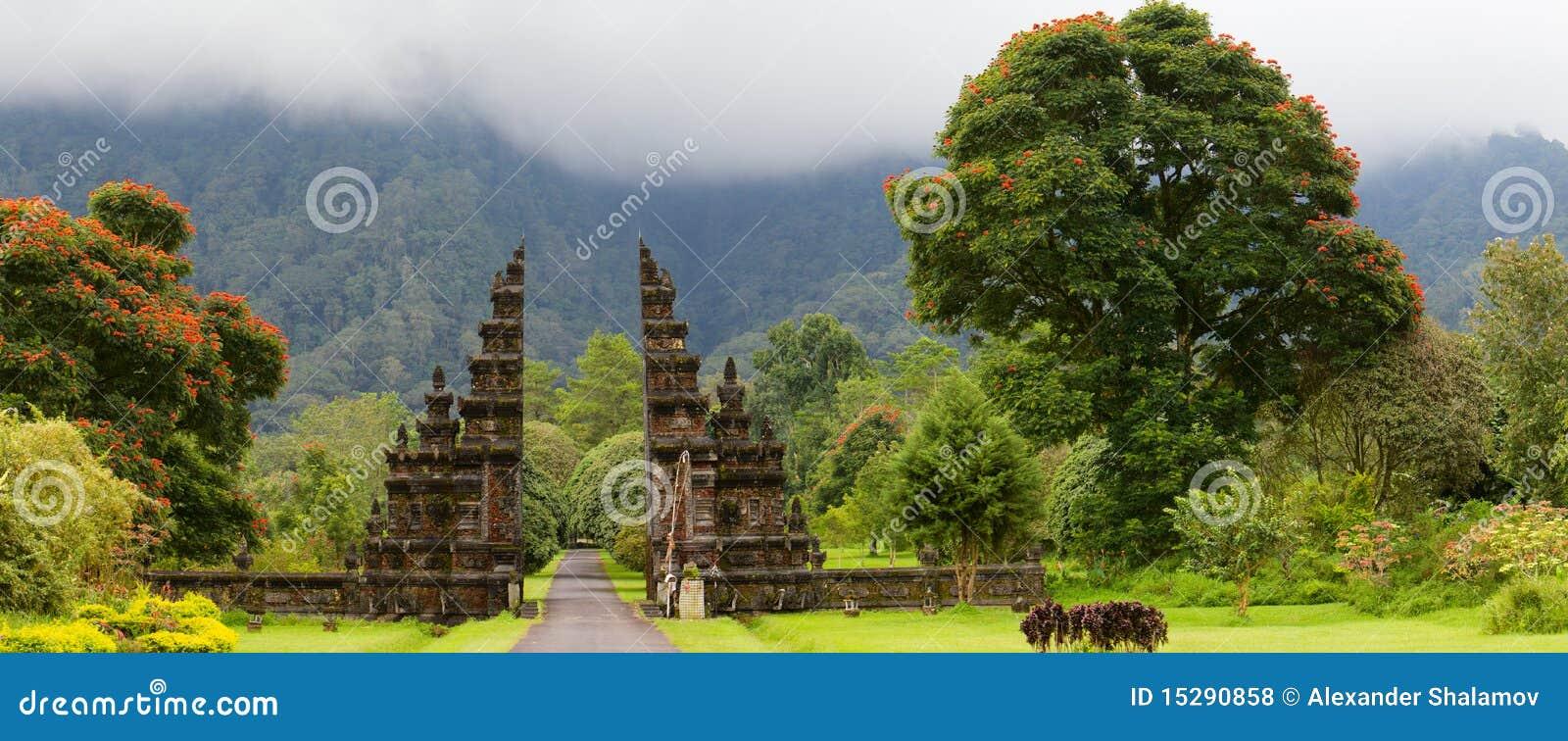 De Tempel van Bali