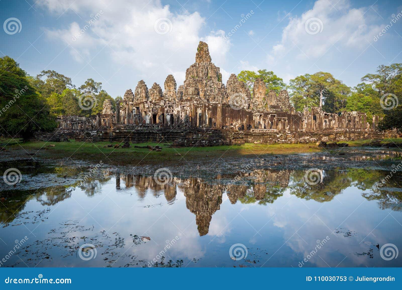 De Tempel van Bayon, Siem oogst, Kambodja