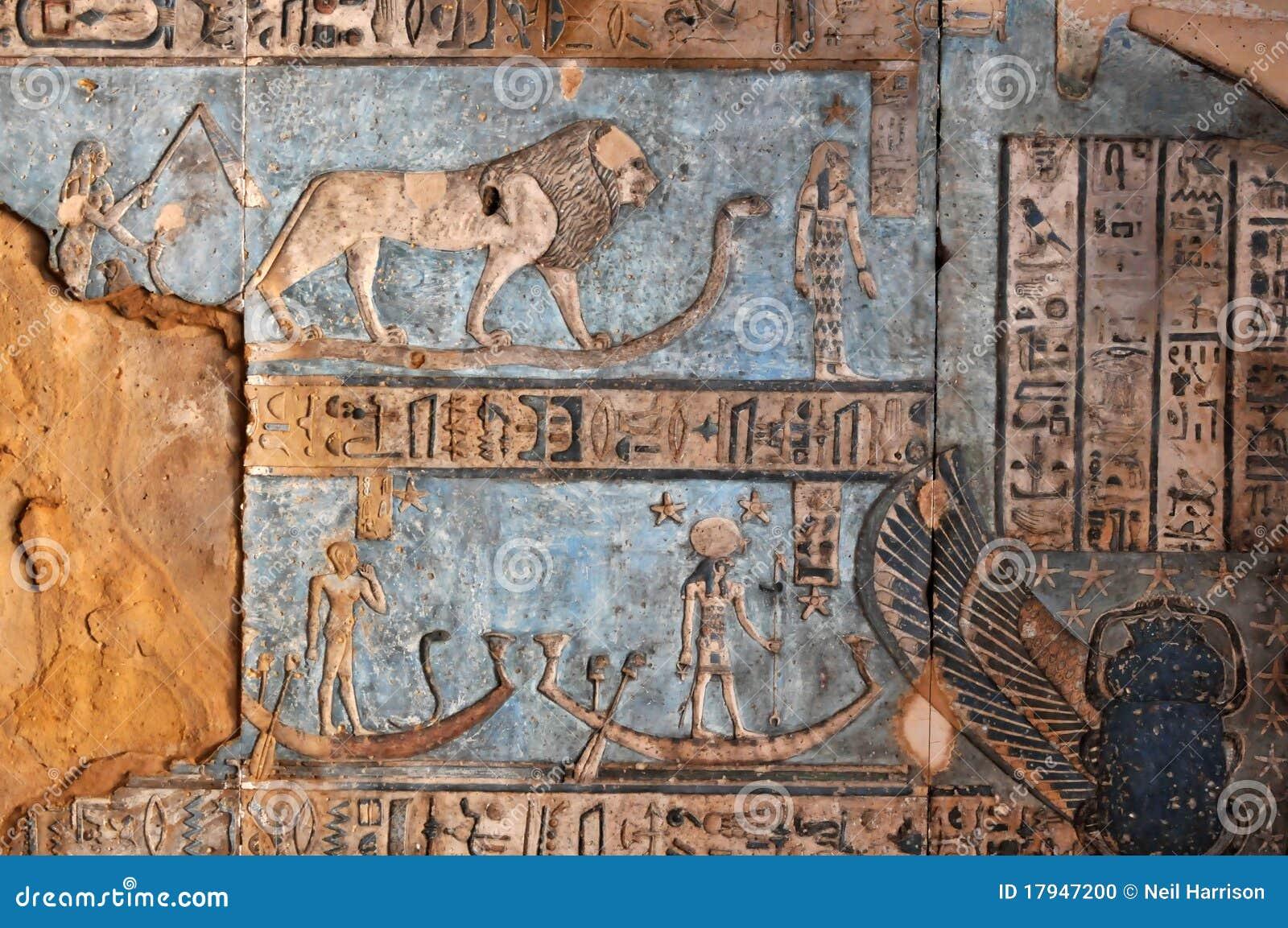 De Tempel van Hathor