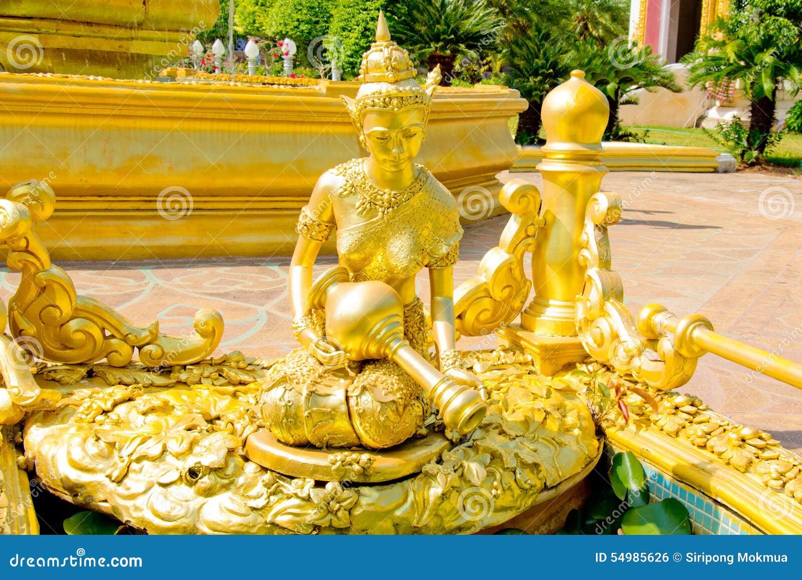 De tempel van Jedichaimongkol