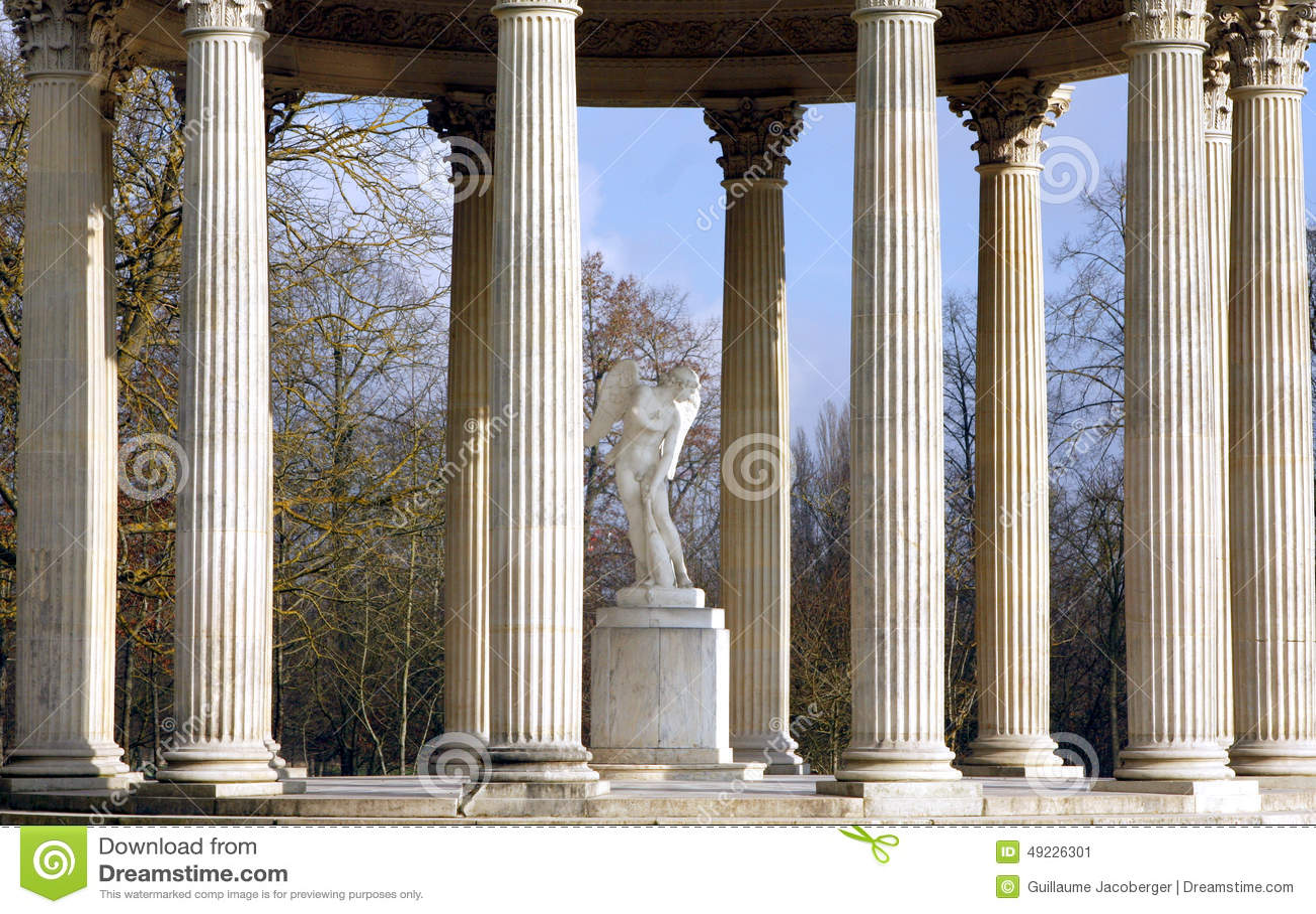 De Tempel van Liefde - Versailles