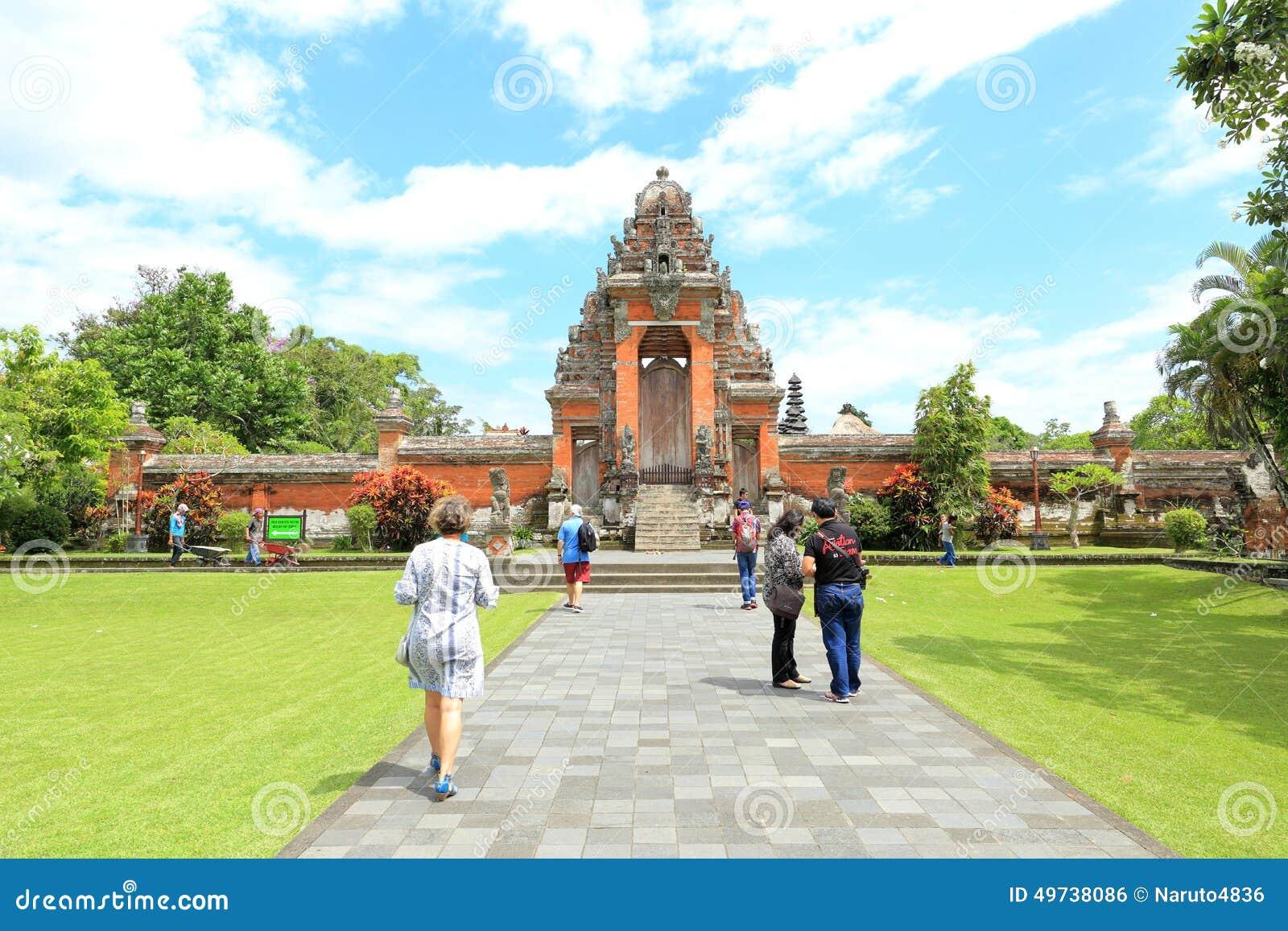 De Tempel van Tamanayun (Pura Taman Ayun)