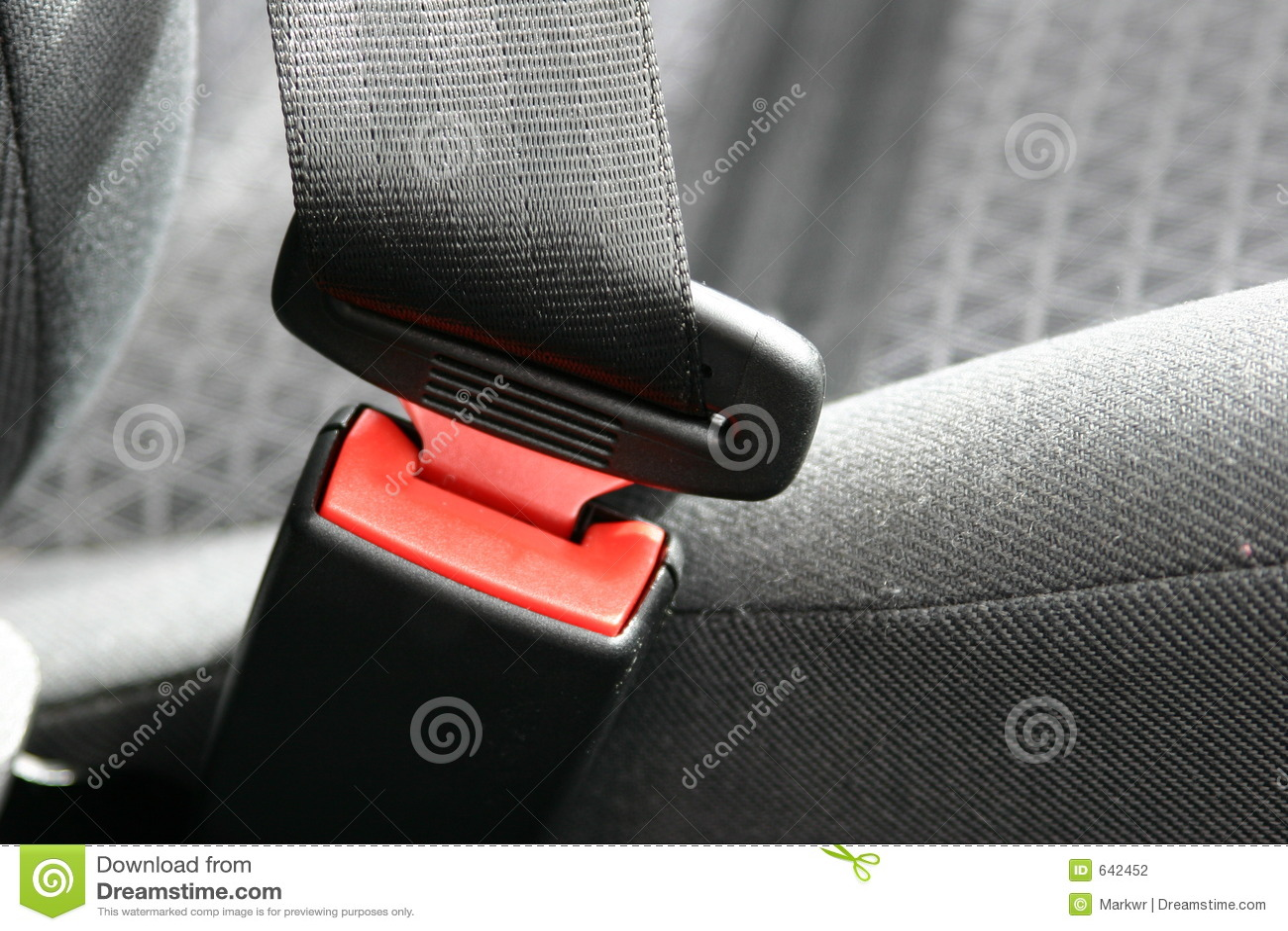 De Terughoudendheid van de Veiligheidsgordel van de auto