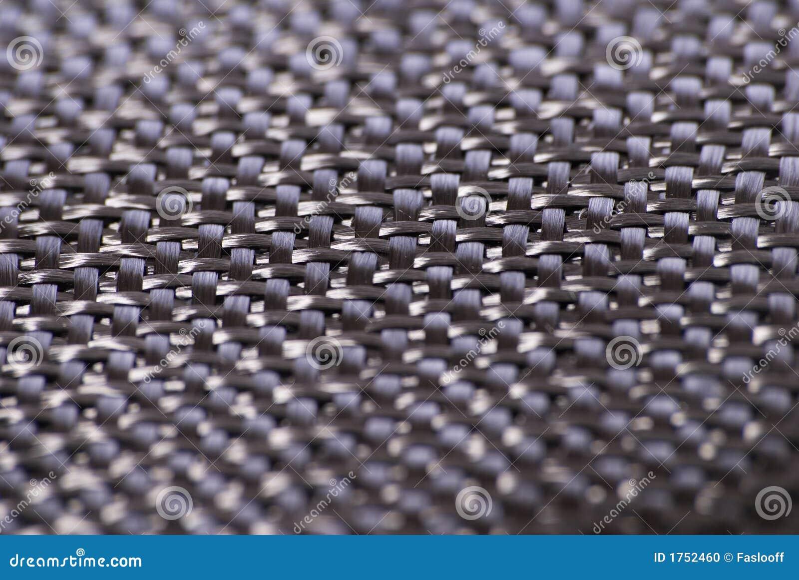 De textiel van het de vezelweefsel van de koolstof