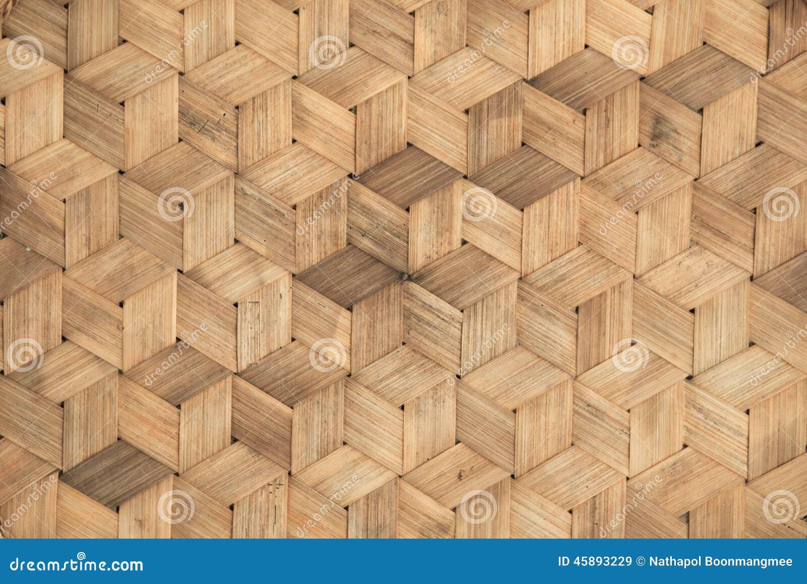 De textuur en de achtergrond van het bamboe