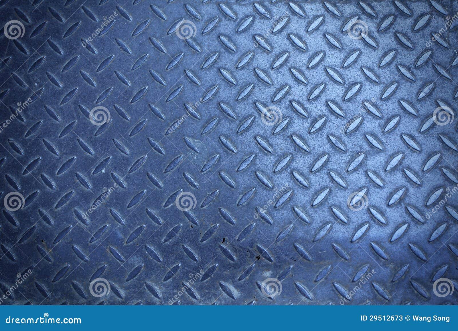 De textuur van de ijzeroppervlakte