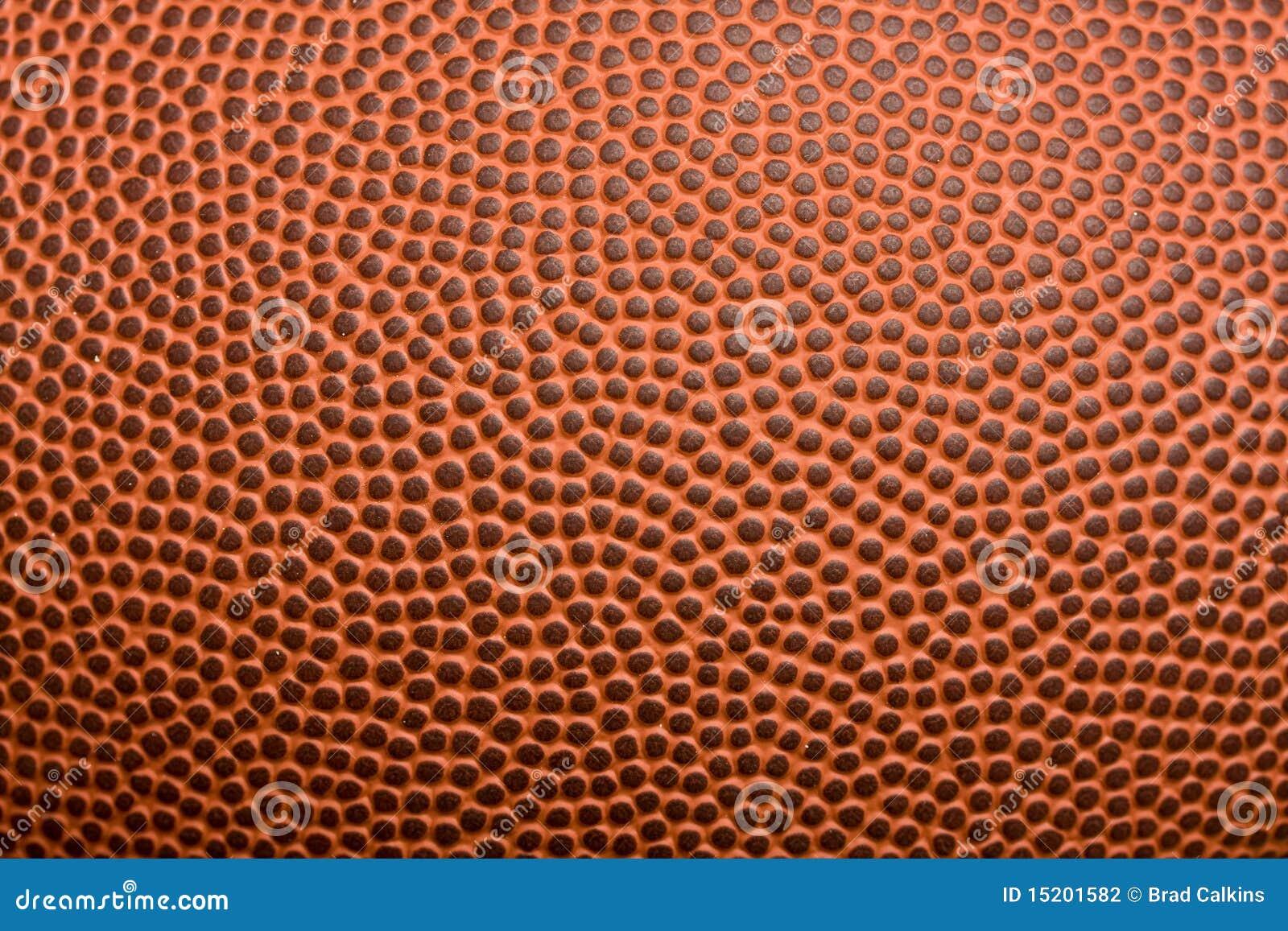 De textuur van de voetbal