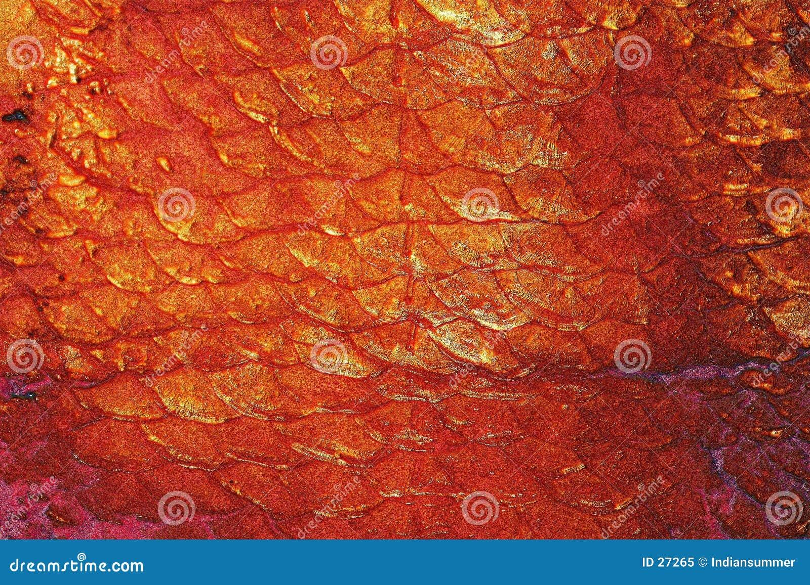 De textuur van Exuviae