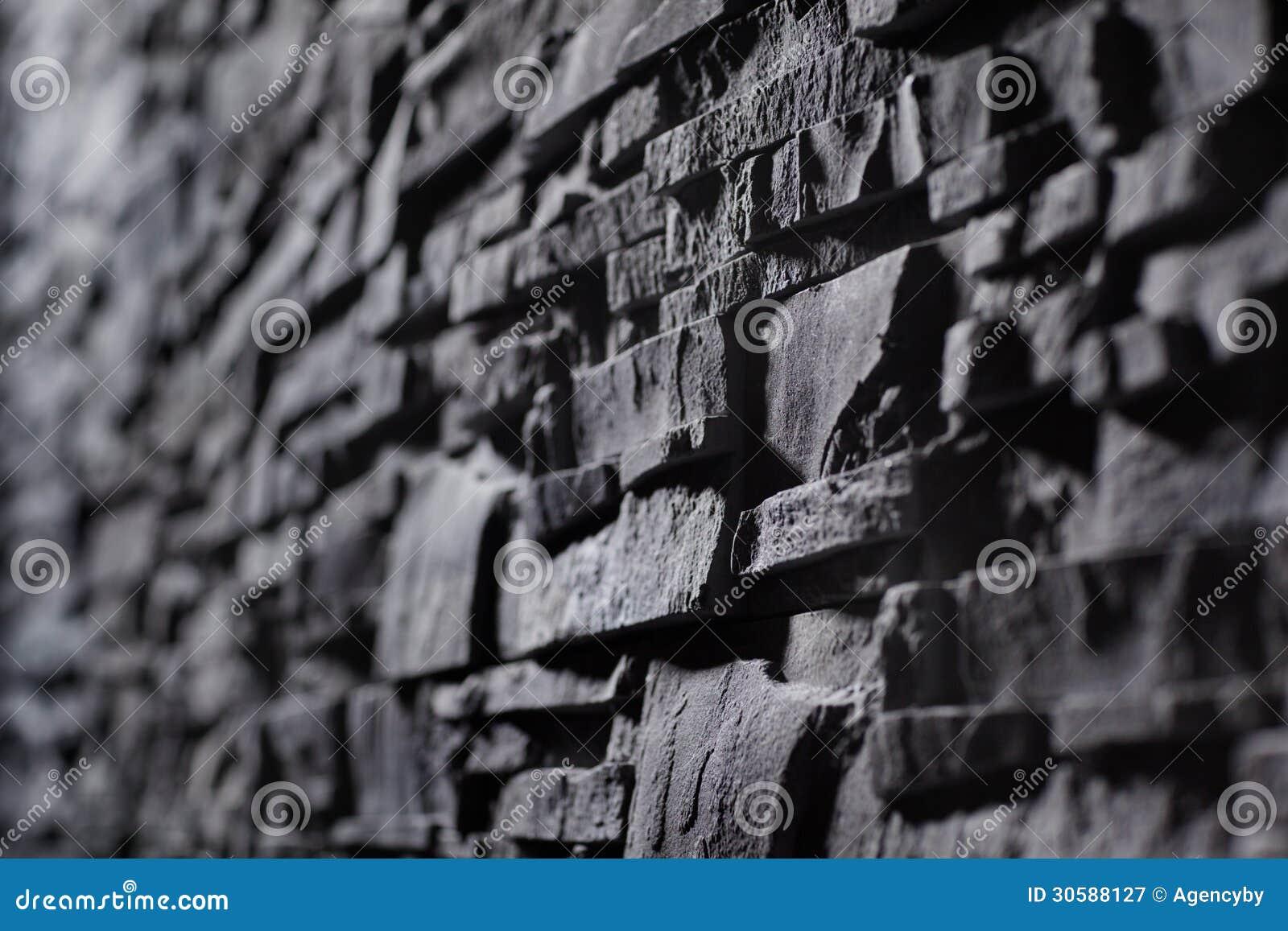 De textuur van grijs obstructie voert