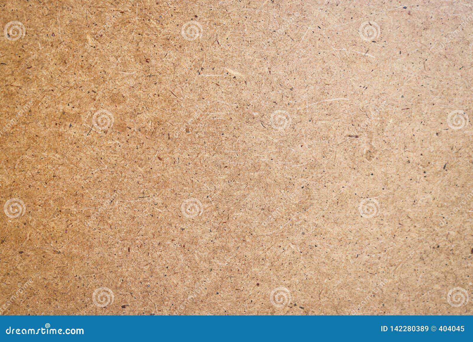 De textuur van de houtvezelplaat na een antiquiteit in de stijl van de Ouden Abstracte achtergrond met exemplaarruimte