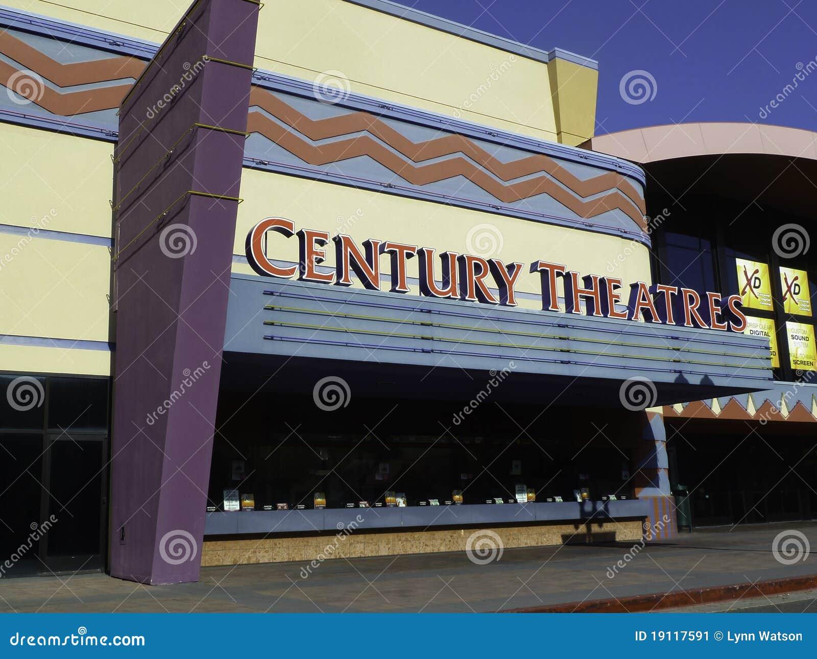 De Theaters van de eeuw