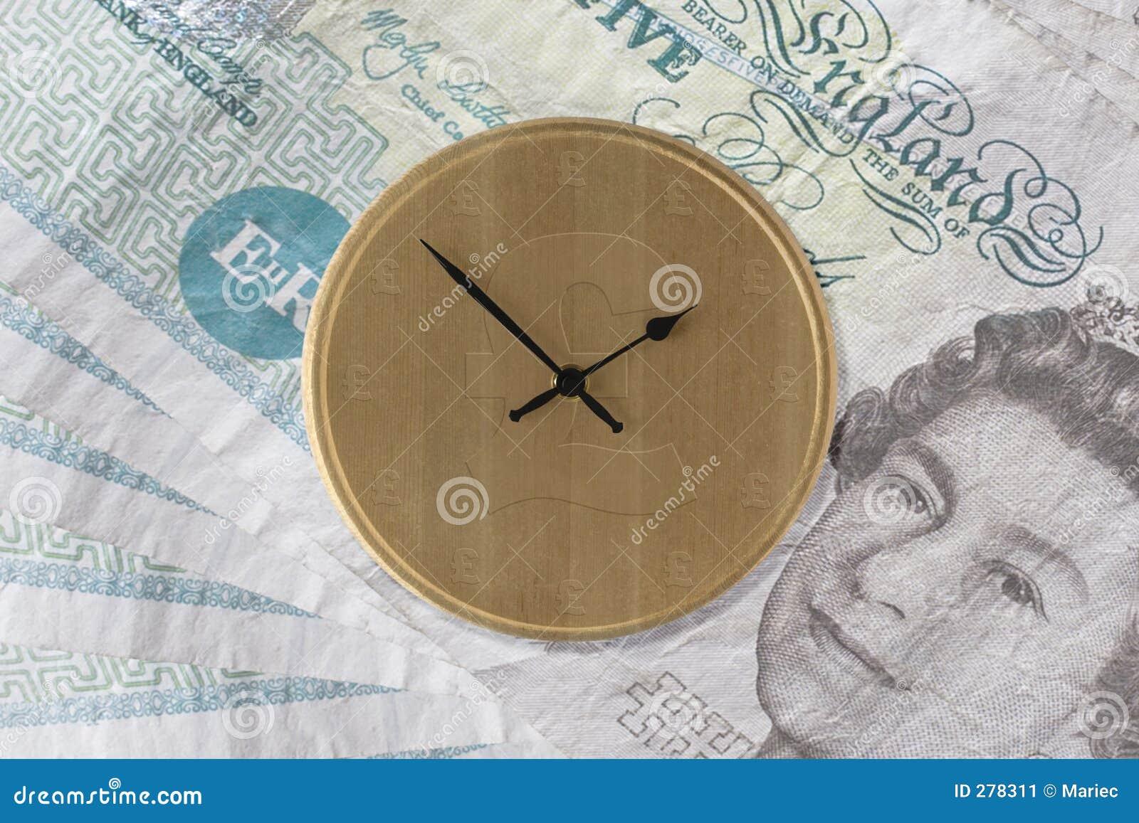 De tijd is Geld - Britse Versie