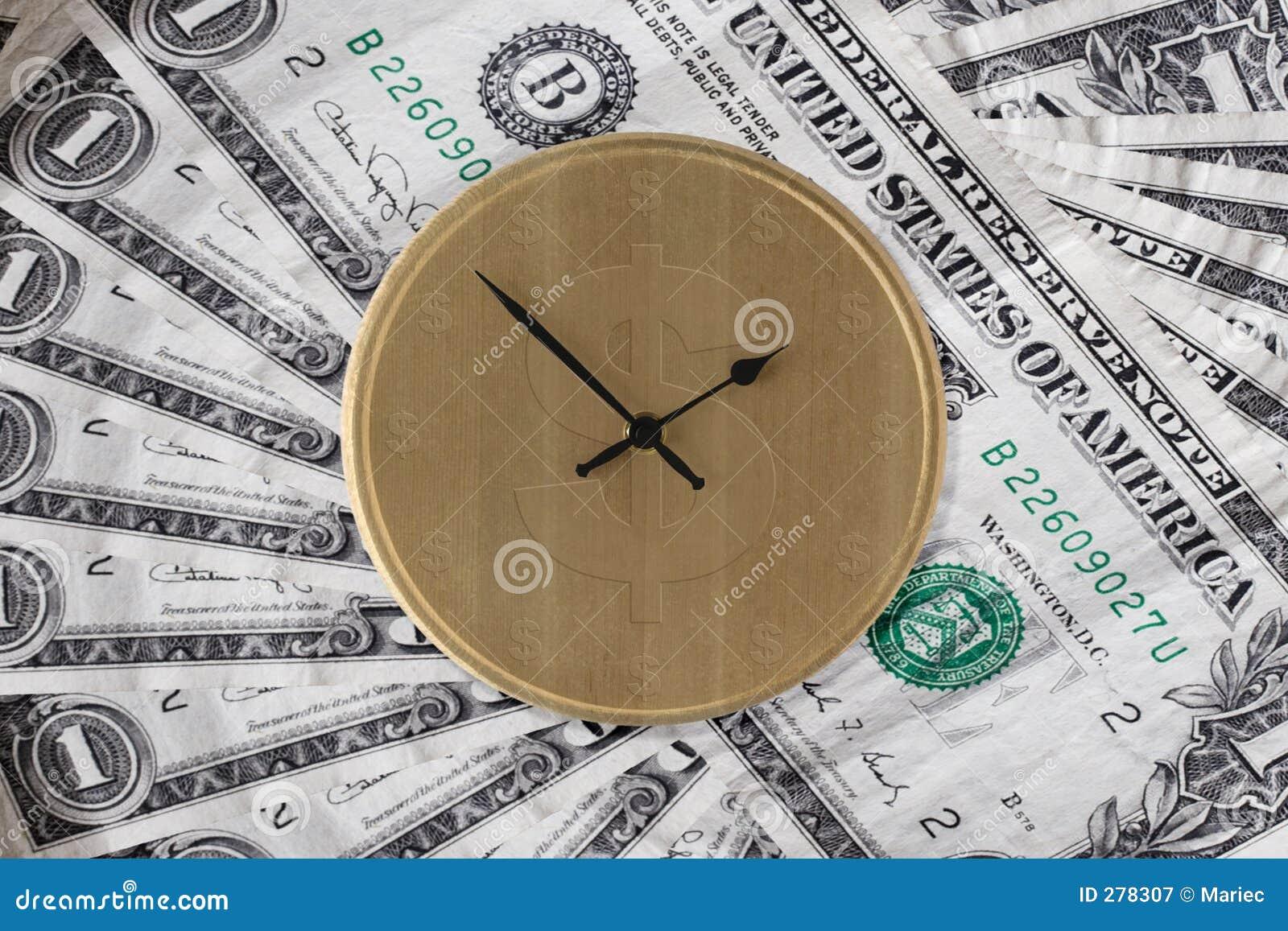 De tijd is Geld - de Versie van de V.S.