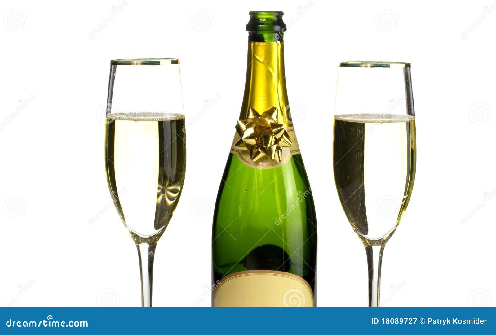 De tijd van Champagne