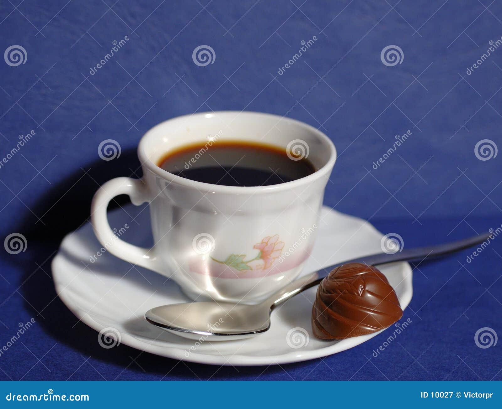 De tijd van de koffie