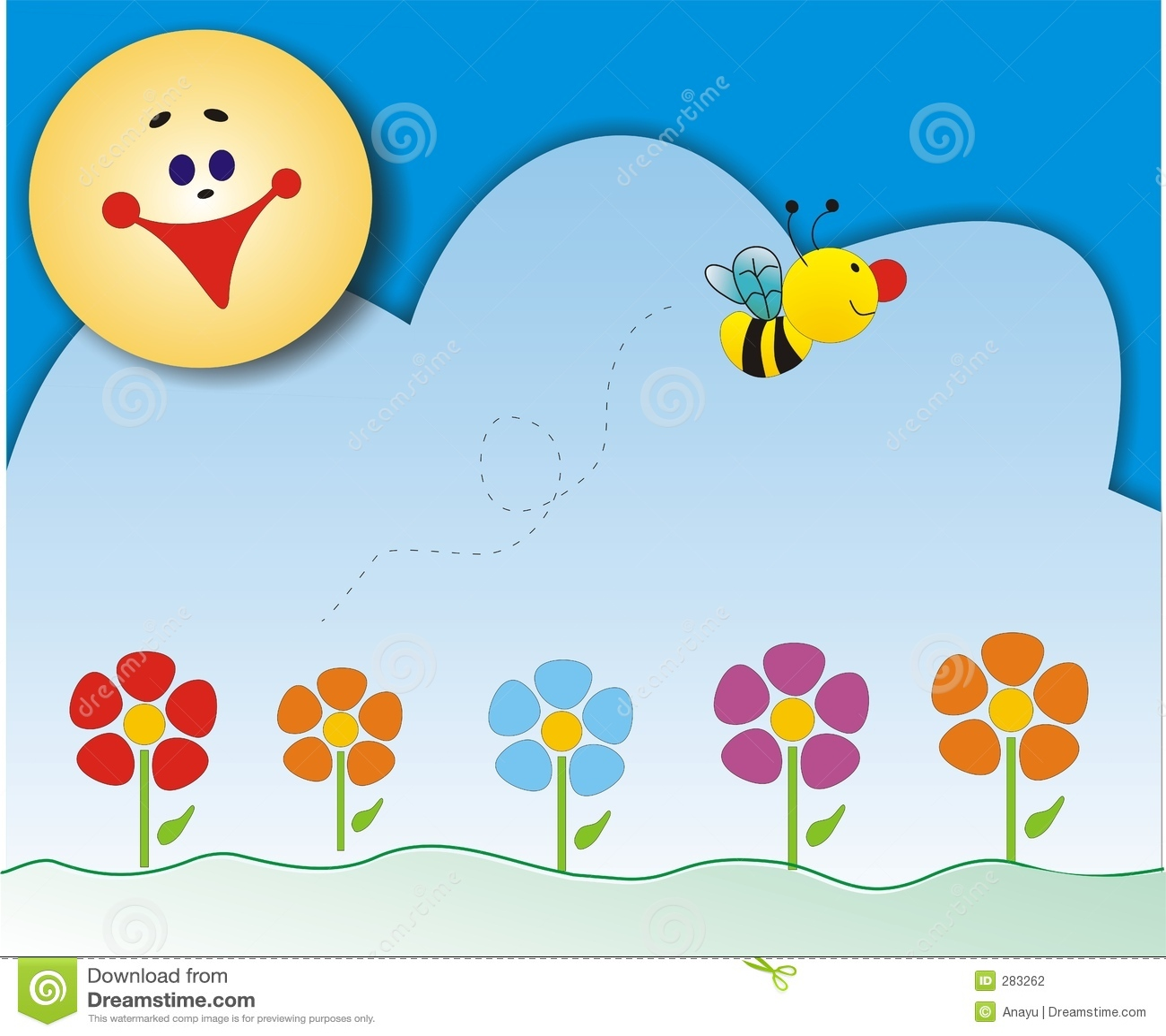 De tijd van de lente!!