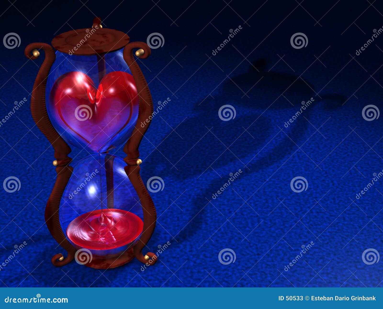 De tijd van de liefde