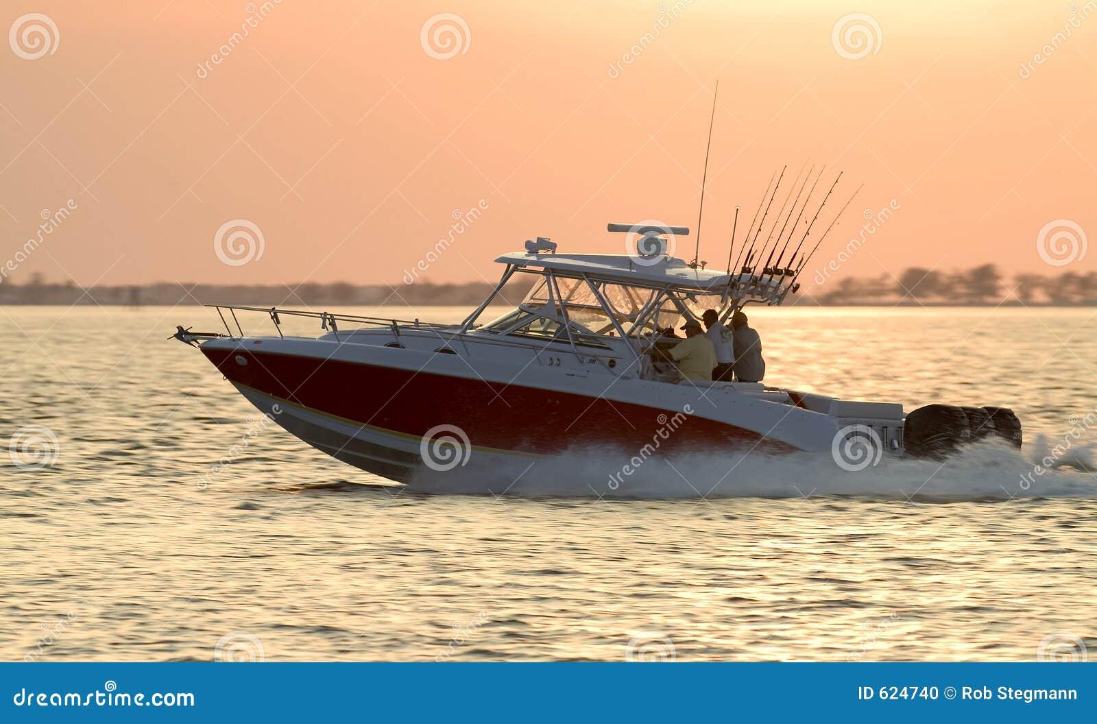 De Tijd van de visserij