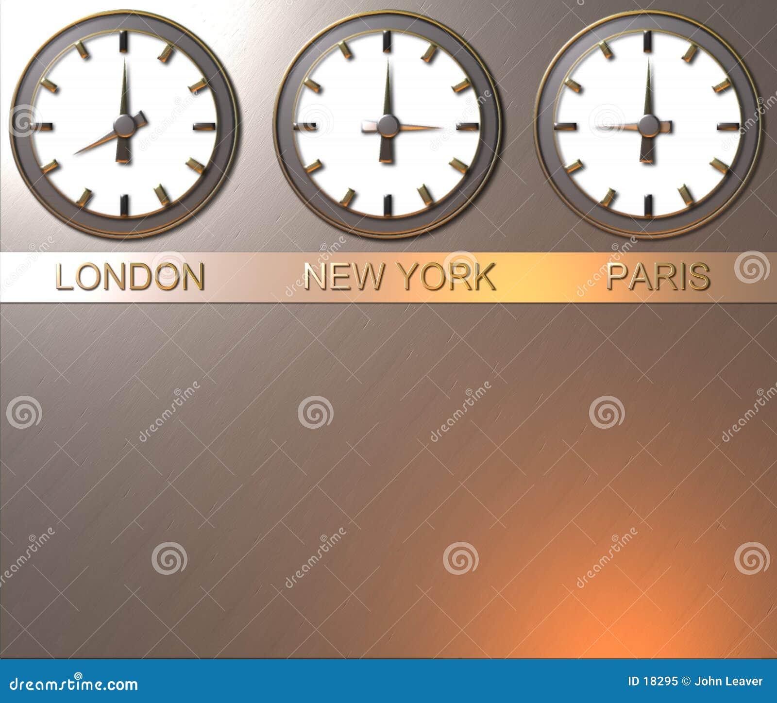 De tijden van de wereld