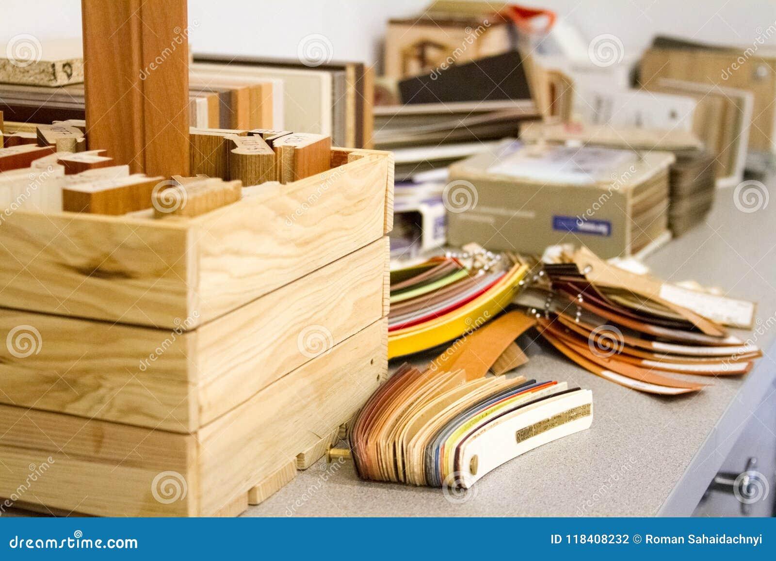 De toebehoren van het meubilair Multicolored rand en de melanine van pvc voor de vervaardiging van meubilair