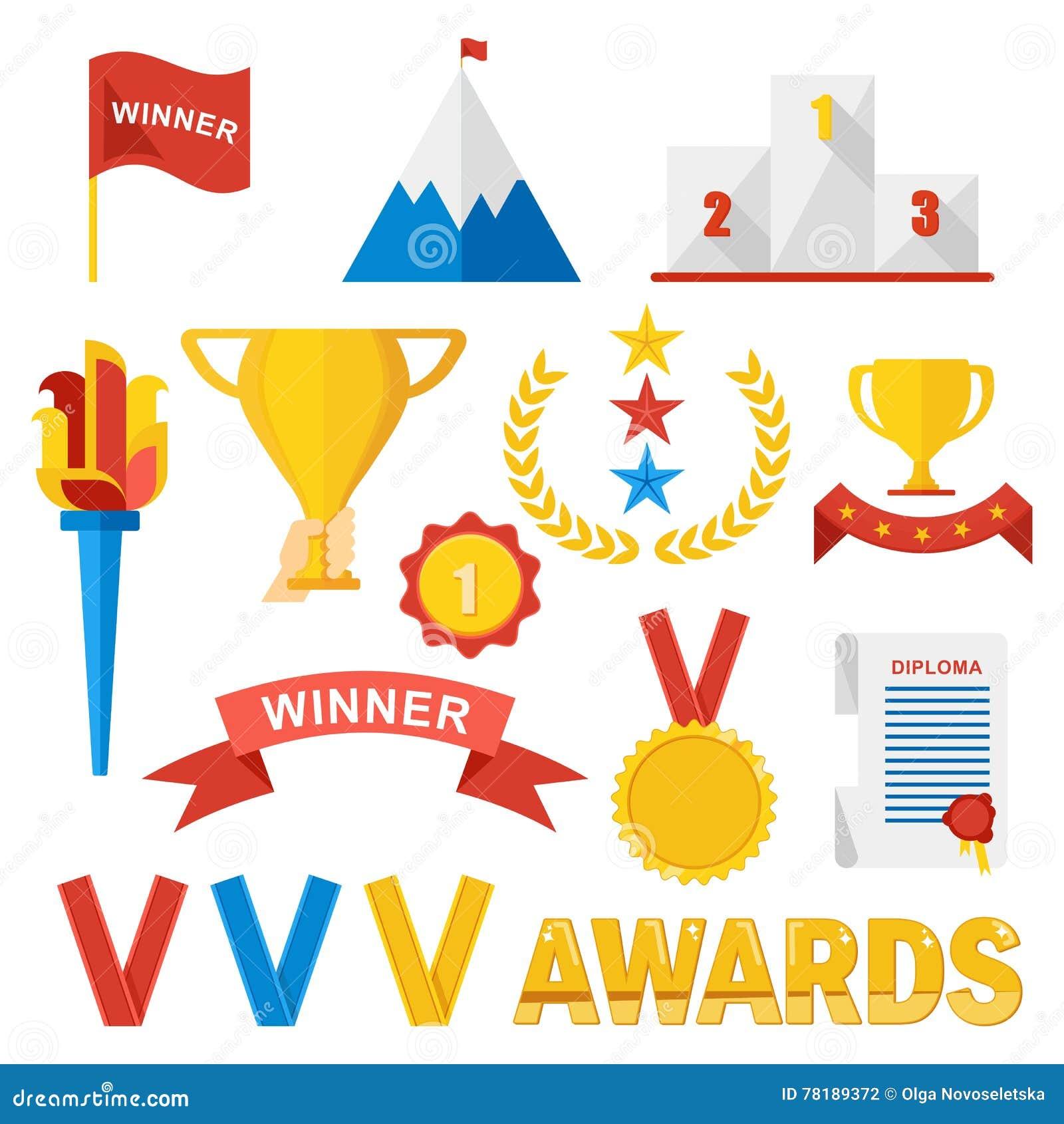 De toekenning van trofeesporten
